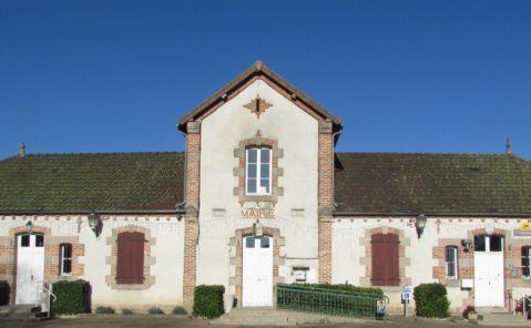 Mairie Chiddes