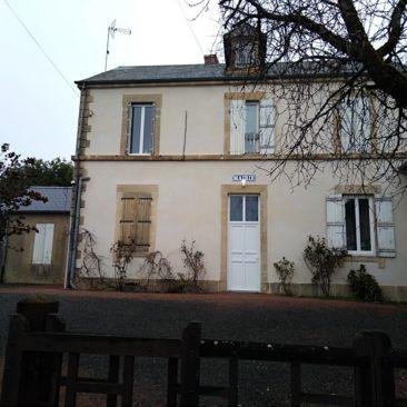 Mairie Isenay