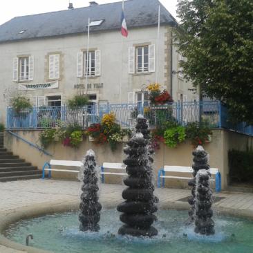 Mairie Saint-Honoré-les-Bains