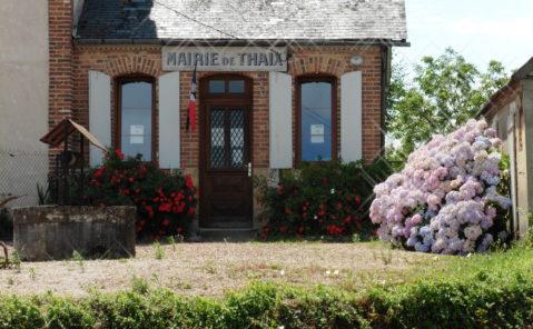 Mairie de Thaix