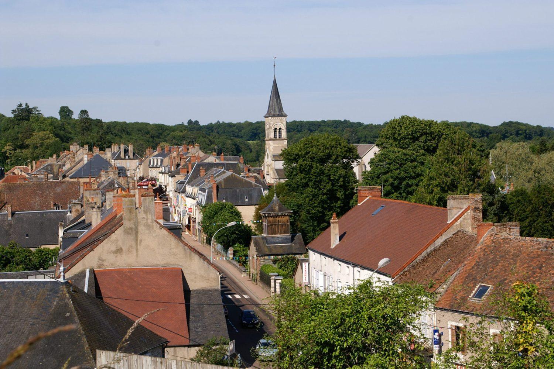 Châtillon-en-Bazois