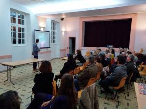 soirée de présentation de la nouvelle saison 2019-2020 à Vandenesse